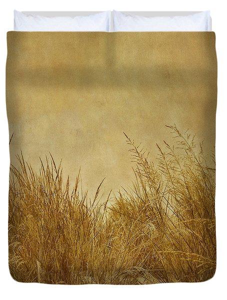 Solitude Duvet Cover by Kim Hojnacki