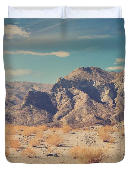 Sometimes All You Can Do Is Breathe Duvet Cover by Laurie Search
