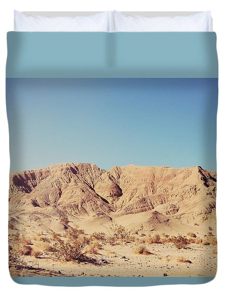 Sometimes I See So Clearly Duvet Cover by Laurie Search
