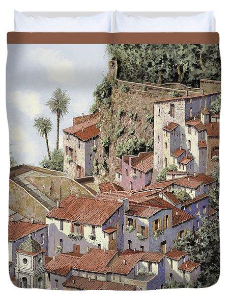 Sorrento Duvet Cover by Guido Borelli