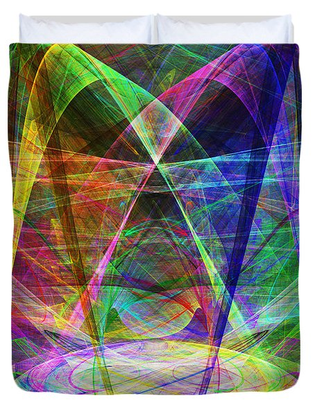 Space Odyssey 20130511v2 Duvet Cover by Wingsdomain Art and Photography
