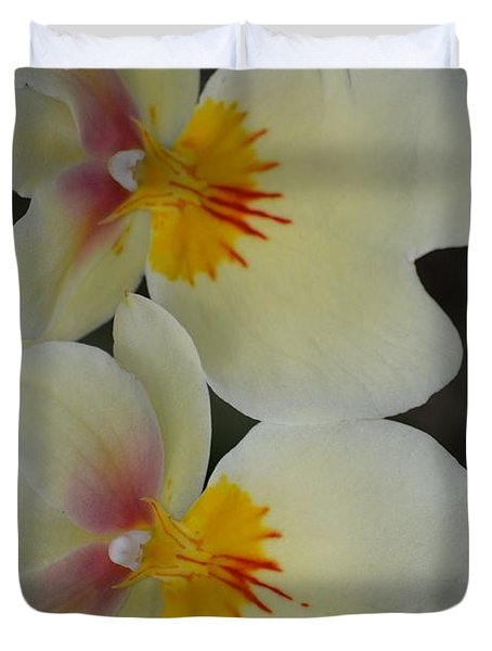 Speechless Beauty Duvet Cover by Sonali Gangane