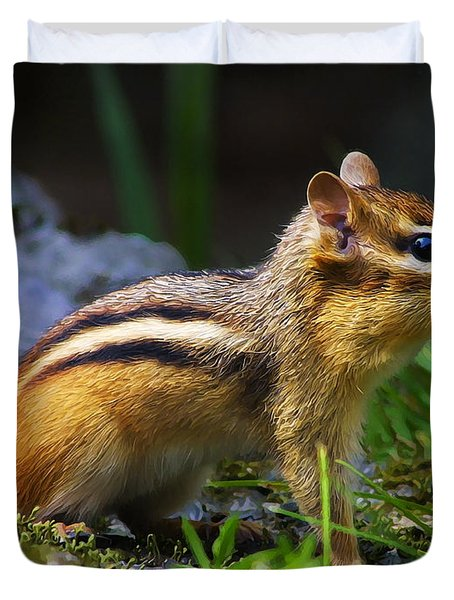Speedy Duvet Cover by Bill Caldwell -        ABeautifulSky Photography