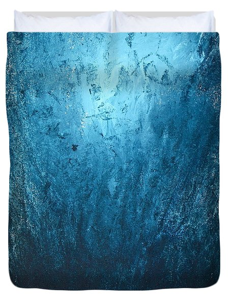 Spirit Of Life - Abstract 3 Duvet Cover by Kume Bryant