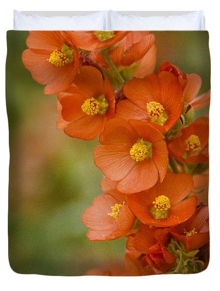 Spring Color  Duvet Cover by Saija  Lehtonen