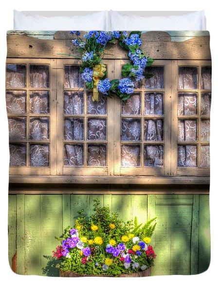 Spring Delight Duvet Cover by Heidi Smith