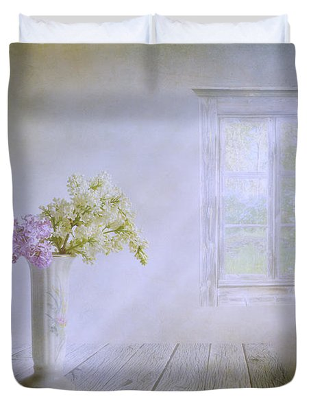 Spring dream Duvet Cover by Veikko Suikkanen