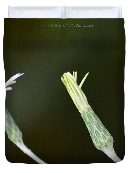 Spring Phase Duvet Cover by Sonali Gangane