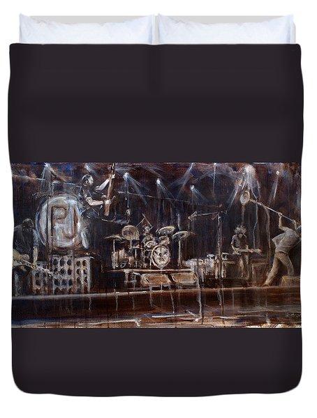 Stage Duvet Cover by Josh Hertzenberg