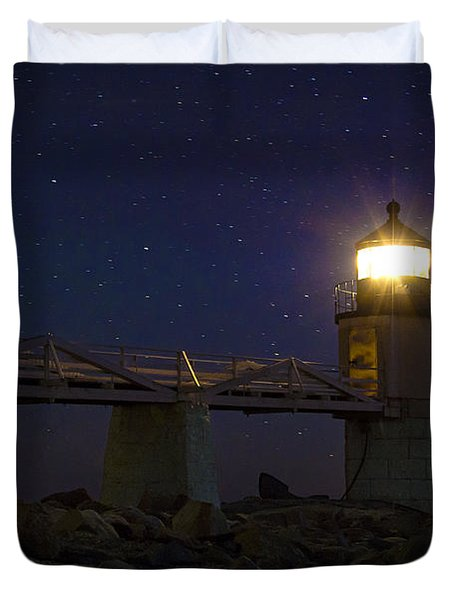 Star Light Duvet Cover by John Greim