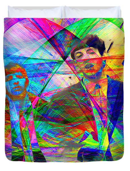 Strawberry Fields Forever 20130615 Duvet Cover by Wingsdomain Art and Photography