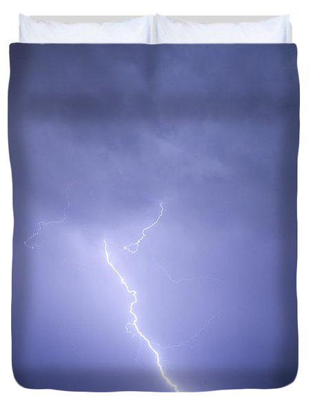 Striking Distance Duvet Cover by James BO  Insogna