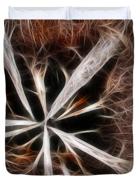 Stumped Duvet Cover by Shane Bechler