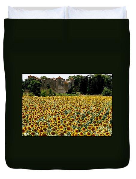 Summer Bliss Duvet Cover by France  Art