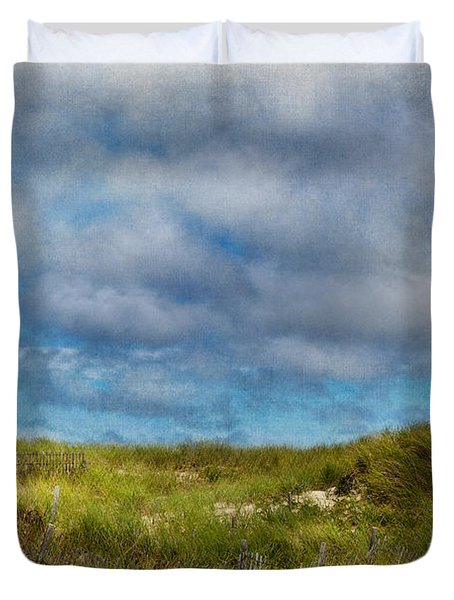 Sun Dance Duvet Cover by Bill  Wakeley