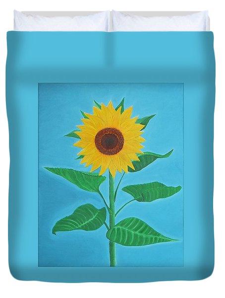 Sunflower Duvet Cover by Sven Fischer