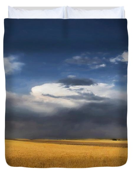 Sure Wish It Would Duvet Cover by Jon Burch Photography