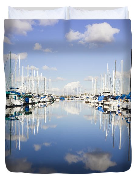 Surreal  Duvet Cover by Heidi Smith