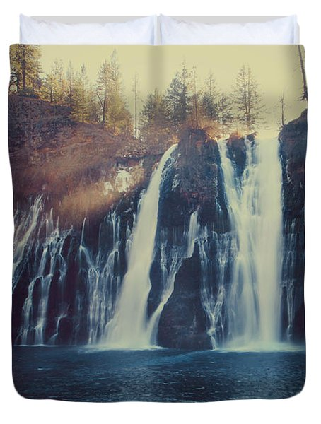 Sweet Memories Duvet Cover by Laurie Search