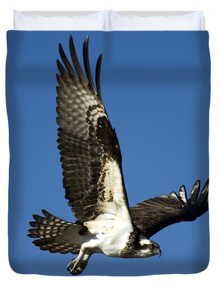 Take Flight Duvet Cover by Mike  Dawson