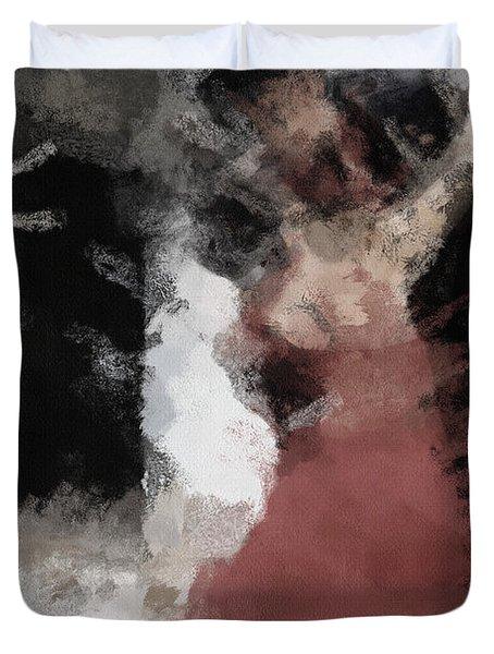 Tango 2 Duvet Cover by Ayse Deniz