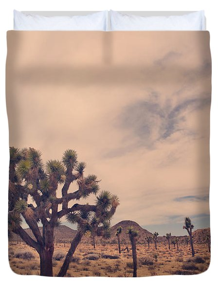 The Feeling Of Freedom Duvet Cover by Laurie Search