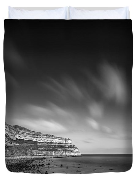 The Great Orme Duvet Cover by Dave Bowman