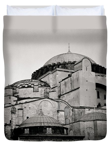 The Hagia Sophia Duvet Cover by Shaun Higson