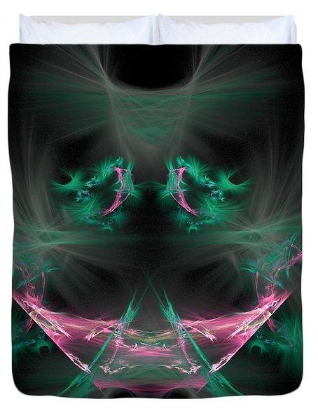 The Joker Duvet Cover by Bruce Nutting