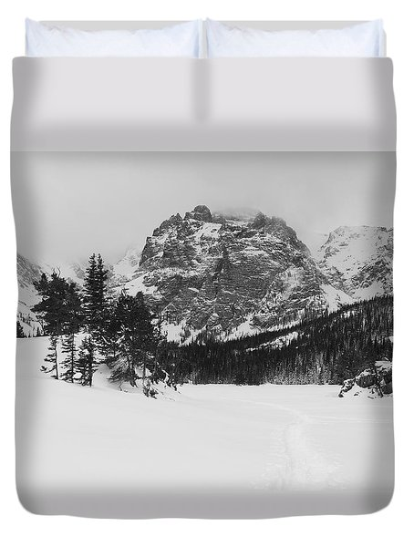 The Loch Duvet Cover by Eric Glaser