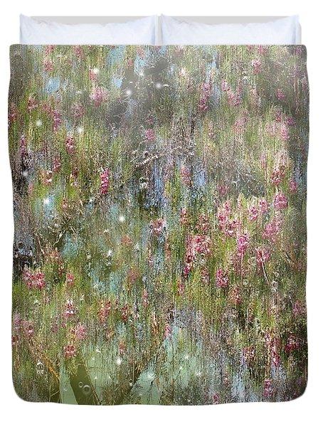 The Magic Tree 5 Duvet Cover by Kume Bryant