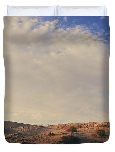 The Miles Between Us Duvet Cover by Laurie Search
