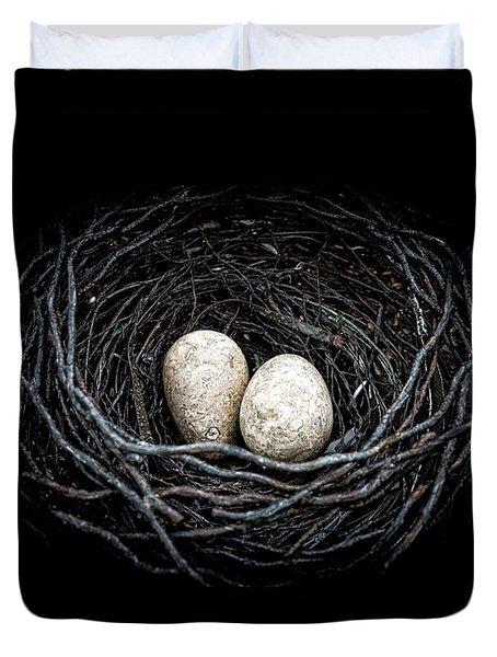 The Nest Duvet Cover by Edward Fielding