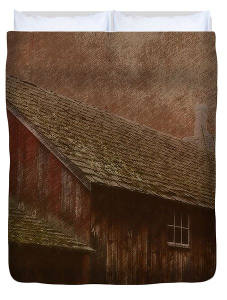 The Old Mill Duvet Cover by Photographic Arts And Design Studio