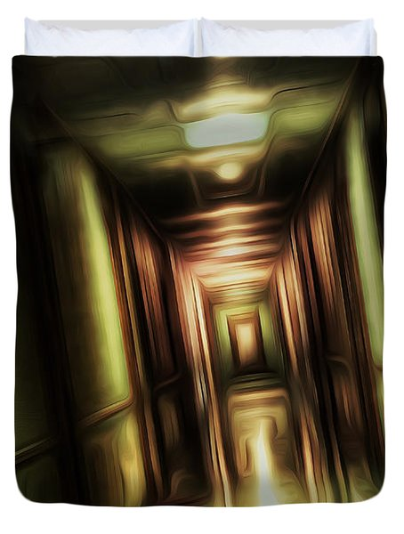 The Passage Duvet Cover by Scott Norris