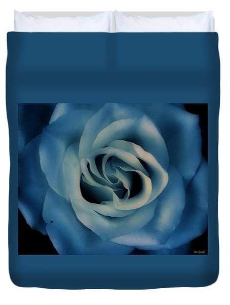 The Scent Of Your Soul Duvet Cover by Marija Djedovic