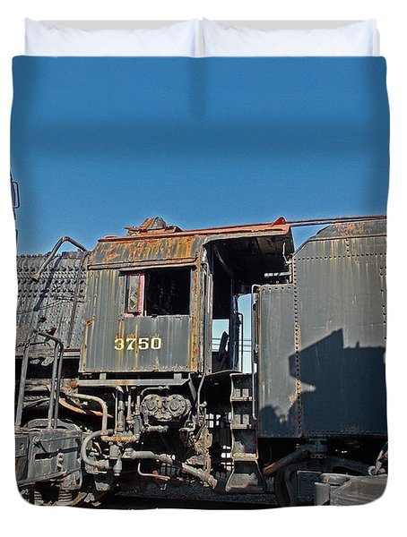 The Yards Duvet Cover by Skip Willits
