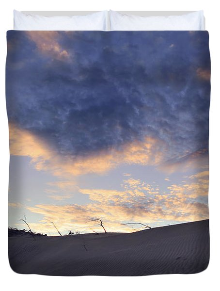 There Is Love Duvet Cover by Laurie Search
