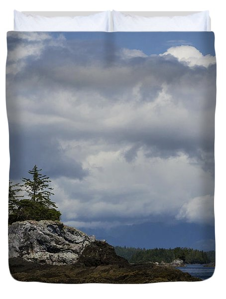 There Is So Much - West Coast Series By Jordan Blackstone Duvet Cover by Jordan Blackstone
