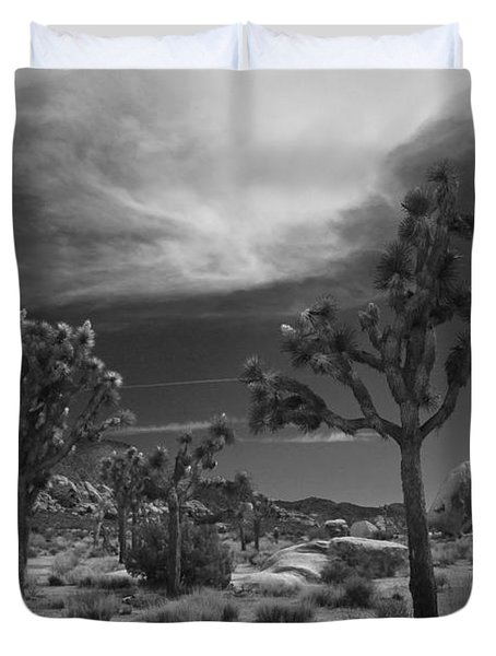 There Will Be a Way Duvet Cover by Laurie Search