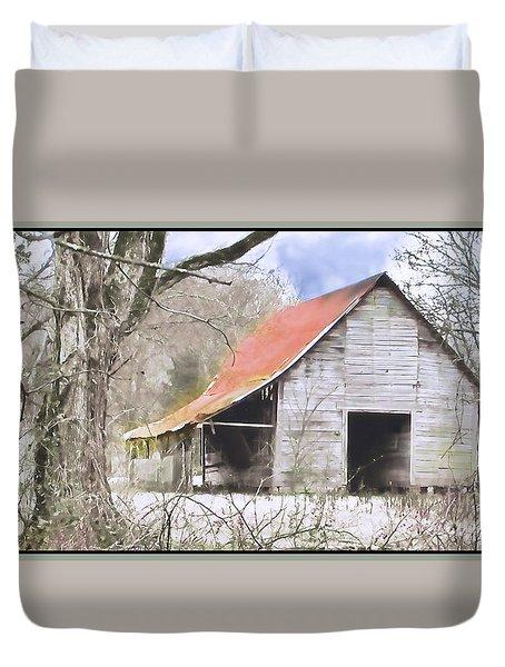Timeless Duvet Cover by Betty LaRue