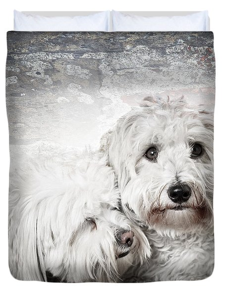 Together Duvet Cover by Elena Elisseeva