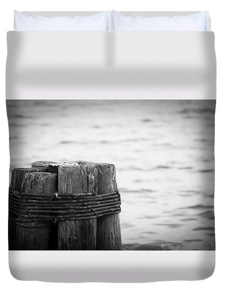 Together Duvet Cover by Toni Hopper