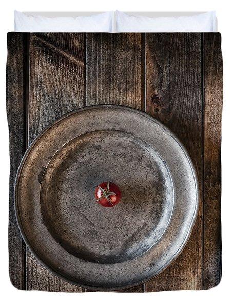 Tomato Duvet Cover by Joana Kruse