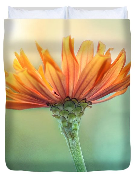 Torch Song Duvet Cover by Amy Tyler
