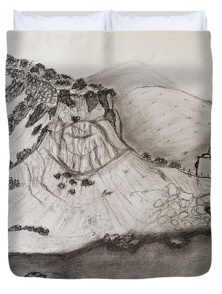 Tranquility Duvet Cover by Augusta Stylianou
