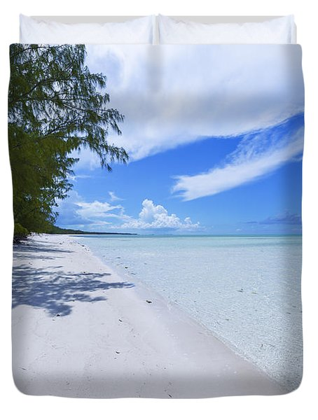 Tranquility Duvet Cover by Chad Dutson