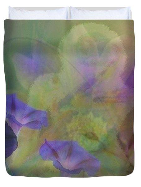 Transformation Duvet Cover by PainterArtist FIN