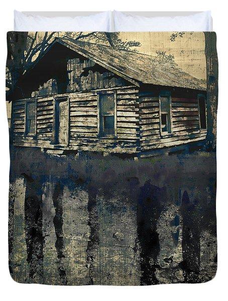 Transitory Duvet Cover by Brett Pfister