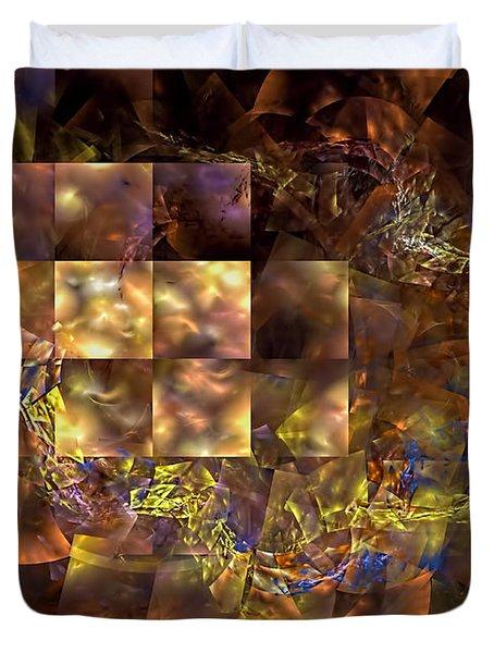 Translucence Duvet Cover by Olga Hamilton